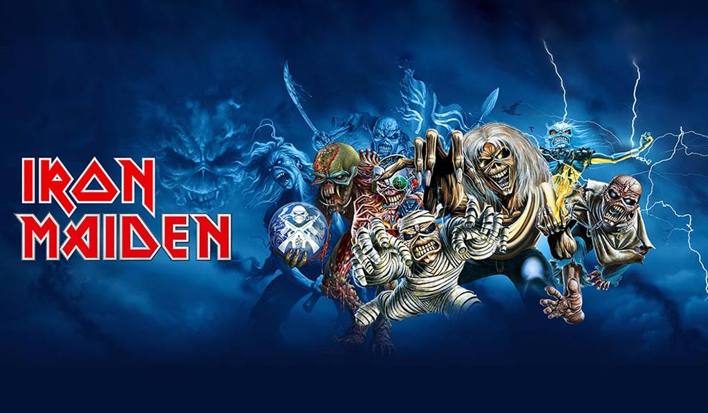Iron Maiden - Fear Of The Dark ( ) [Mastered for iTunes ...